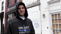 NBA Big Man Nikola Vucevic -- Disney World Mystery Solved ... How Tall Is Too Tall to Ride?