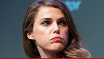 Keri Russell -- Burglarized In Her Home -- While She Slept!