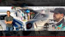 Paul Walker Death -- Huge Car Rally Planned As Tribute