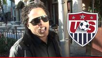 Cobi Jones -- Team USA Soccer Drew World Cup 'GROUP OF DEATH'