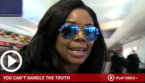 Gabrielle Union -- Dwyane Wade Has the Best, Biggest Tickets Around
