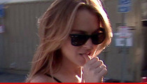 Lindsay Lohan -- She's INNOCENT ... Says Guy Who Punched Paris Hilton's Brother Barron