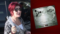 Sharon Osbourne -- I Lied About My Hoo-Ha ... It's Not as Tight As You Thought