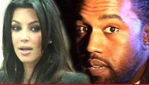 Kim and Kanye -- Billionaire Fights Back ... You NEVER Told Me I Couldn't Shoot Your Wedding Proposal