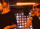 Macaulay Culkin's Pizza Band -- KAZOO SOLO ... During Pizza Band Concert