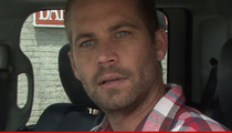 Paul Walker -- Small, Private Funeral Held By Family and Friends