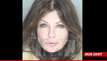 Kelly LeBrock -- Arrested for DUI