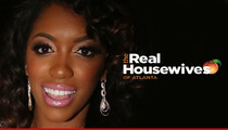 Porsha Williams -- I'm Not Fired, But My Ass Is On the Line