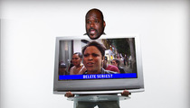 Shaunie O'Neal Races to Court Over Reality Show … Shaquille O'Neal Says No Way