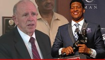 Jameis Winston -- Florida State Attorney Willie Meggs Takes Pot Shot ... Heisman Winner Lacks Character