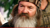 'Duck Dynasty' Fans -- BRING BACK PHIL ... A&E's Denying Him Freedom of Speech