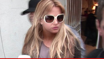 Britney Spears -- I LOVE SEX, But ...
