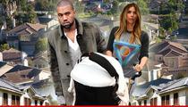 Kim Kardashian, Kanye West -- Win Nightmare Neighbor Award!