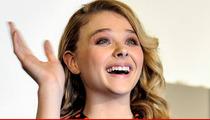 Chloe Moretz -- I'm Making Money Hand Over Fist!
