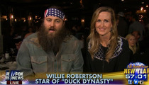 'Duck Dynasty' Star Willie Robertson -- Ready... Aim... Refuses To Fire On A&E