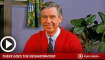 Mr. Rogers -- Killer Reputation Rumor Won't Go Away