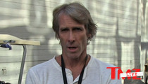 Michael Bay -- I Cracked Under Techie Pressure When CES Teleprompter Failed