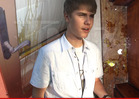 Justin Bieber -- Sheriff's Detectives Gunning For Felony Prosecution in Egging Case
