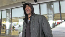 Rick Fox to Lakers -- Pray for the Lottery ... Playoffs Are Out of the Question