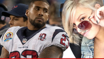 Arian Foster -- My Baby Mama Wants to Exploit Fetus for Reality Show [Update]