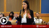 'The Bachelor' -- Ditzy Lawyer Vanishes in Murder Case to Become New Bachelorette