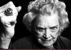 Mae Young Dies -- Dead for Real This Time ... John Cena Pays Tribute
