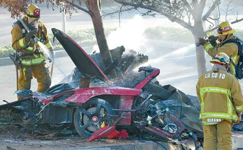 Paul Walker was killed due to a car crash which occurred in December 2013.