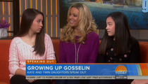 Kate Gosselin -- Twins HUMILIATE Her on Live TV