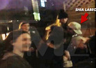 Shia LaBeouf -- Headbutts Guy in London Bar Brawl