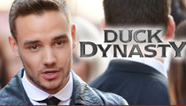'One Direction' Singer Liam Payne -- Yes, I Love Duck Dynasty ... No, I Don't Hate Gays
