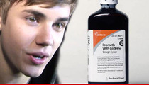 Justin Bieber -- Codeine Company Not Down With His Sizzurp Consumption