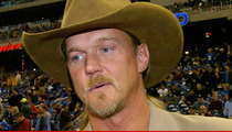 Trace Adkins Fans -- Free Drinks Won't Fix Our Ruined Cruise