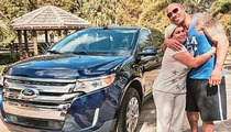 The Rock -- Clean My House, Get a NEW SUV
