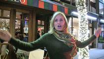 'Real Housewives of New York' -- Druuuunk Sonja Morgan ... Slurring Defense of Brandi Glanville