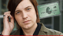 'The Calling' Singer -- Sued by AMEX for $30K ... He Shoulda Left Home Without It