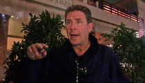 Dan Marino -- Hits Up TMZ Photog ... Yo, Can I Get a Ride Home?