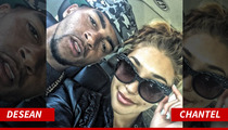 Justin Bieber Arrest -- Model Passenger Dated NFL Superstar