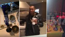 Justin Bieber -- My Kitchen Is Drug Central  [PHOTOS]