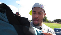 DeSean Jackson -- I Don't Pay Attention to Justin Bieber ... Or My Ex-GF