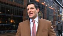 Giants Punter Steve Weatherford -- Yeah, I Said It ... I Love Watching 'Teen Mom'