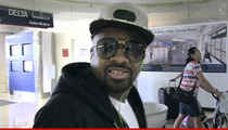 Jermaine Dupri -- Miami Beach Cops Profiled Justin Bieber ... Just Like Me