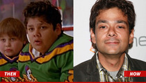 Goldberg from 'Mighty Ducks' -- Ordered to Stay Away from Ex-GF After Alleged Pee Attack