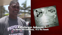 Keyshawn Johnson -- 'I Didn't Sell My House Because of Justin Bieber'