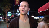 Johnny Lewis -- Baby Mama Claims Johnny's Dad is Screwing Baby Over