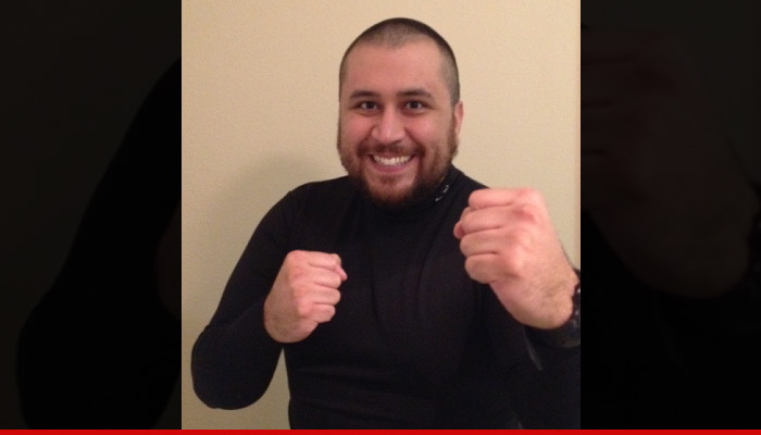 George Zimmerman Signs Up For 'Celebrity' Boxing Match ...