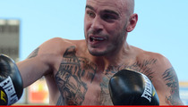 Boxing Champ Kelly Pavlik -- HOSPITALIZED ... After Collapsing at Court Hearing