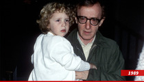 Woody Allen's Daughter -- 'He Sexually Assaulted Me' ... Hollywood Should Stop Praising Him