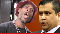 George Zimmerman -- Boxing Match Set -- HE WILL FIGHT DMX