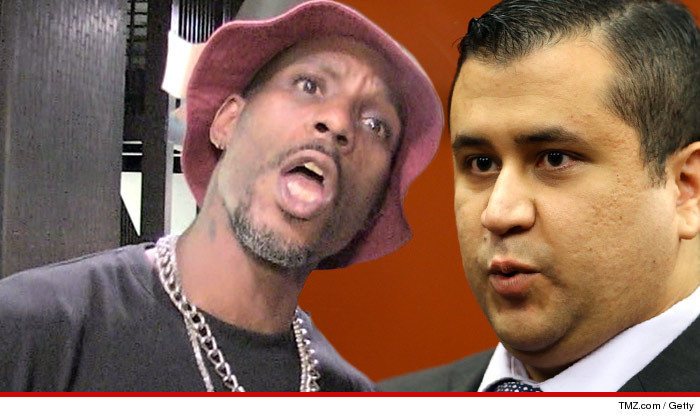George Zimmerman and DMX Celebrity Boxing Match Is ...