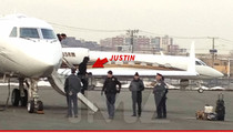 Justin Bieber -- The Idiot Knew He'd Get Searched And Still Smoked Up the Jet